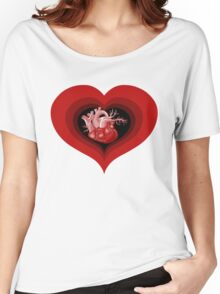 Delicious Valentine Women's Relaxed Fit T-Shirt