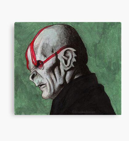 Skilosh Demon - Angel S2E16 Canvas Print