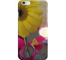 Butterfly Flower iPhone Case/Skin