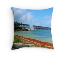 paradise lost Throw Pillow
