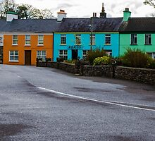 The Colors of Sneem 2 by Mary Carol Story
