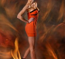 Hot Hot Hot by Dianne English