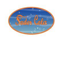 Soder Cola Logo by KeisukeZero
