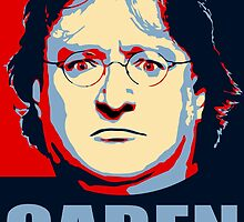 Benevolent Overlord GabeN by Exclamation Innovations