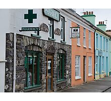 The Colors of Sneem Photographic Print