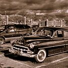 1952 chevy B&amp;W Sepia by henuly1