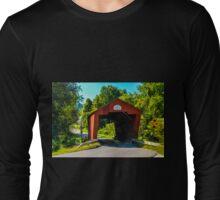 Cooley Covered Bridge Long Sleeve T-Shirt
