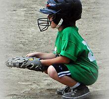 The Littlest Catcher by Susan Vinson