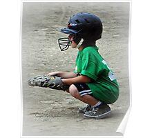 The Littlest Catcher Poster
