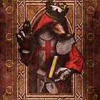Crusade Werewolf by jonathanlove