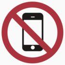 no iphone zone by vectoria