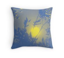 What  Color is the Sky in Your World? Throw Pillow
