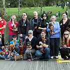 Million Paws Walk - Team Sausage 2011 by RainbowsEnd