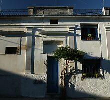Old House Colonia del Sacramento -Uruguay by David Pillinger