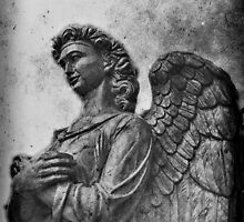 Angel watching over me by Lois Romer