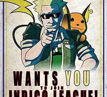 Lt. Surge Wants You! by MichaelYeakley