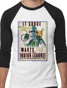 Lt. Surge Wants You! Men's Baseball ¾ T-Shirt