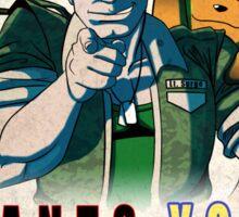 Lt. Surge Wants You! Sticker