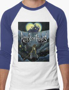 Attack on Hearts Men's Baseball ¾ T-Shirt