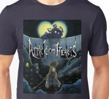 Attack on Hearts Unisex T-Shirt