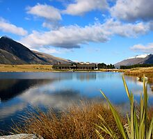 Jacks Point, Queenstown New Zealand. by RossHeywood