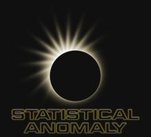 Statistical Anomaly Eclipse by Brett Perryman