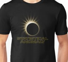 Statistical Anomaly Eclipse Unisex T-Shirt