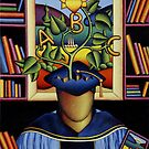 The Graduation ( A man of letters) by Alan Kenny