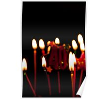 40 Candles Poster