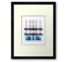 Fendi Op One Framed Print