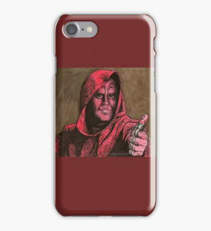There's No Place Like Plrtz Glrb - Silas - Angel S2E22 iPhone Case/Skin