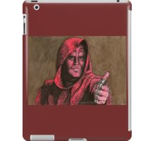 There's No Place Like Plrtz Glrb - Silas - Angel S2E22 iPad Case/Skin