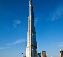 Burj Khalifa Opening Day by Dawnmac