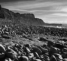 Quantoxhead Rock Shelves by kernuak