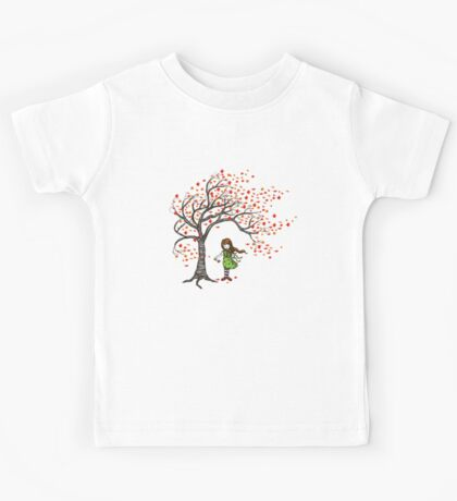 it is just the way I feel Kids Tee