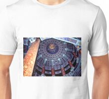 Temple of Heaven, Ceiling, Beijing, China  Unisex T-Shirt
