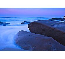 Dawn at Windansea Beach Photographic Print