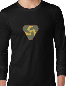 Triskelion Emblem Long Sleeve T-Shirt