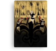 Who Dat Canvas Print