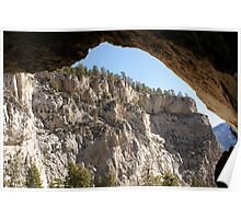 View From the Cave Poster