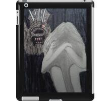 HALLOWEEN TORMENTED  iPad Case/Skin