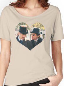 Sherlock/John Women's Relaxed Fit T-Shirt