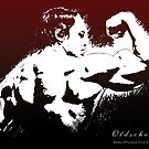 Arnold Schwarzenegger - Old School Bodybuilding by celebrityart