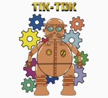 TIK-TOK Of OZ Kids Tee
