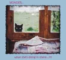 Wonder what...? (Dark) Kids Clothes