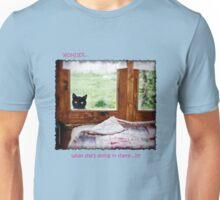 Wonder what...? (Dark) Unisex T-Shirt