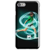 Soccer Player tee and iphone case iPhone Case/Skin