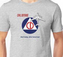 Civil Defense - Bomber Unisex T-Shirt