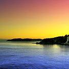 Greek Dawn by larry flewers