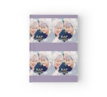 Rap Monster Hardcover Journal